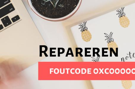 Snel Fix-foutcode 0xc0000022 rechtstreeks vanuit root