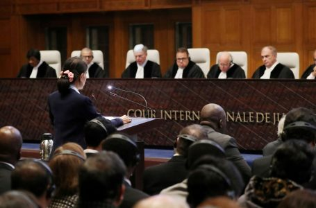 International Court of Justice: Myanmar must protect Rohingya